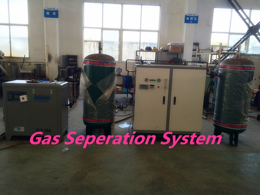 Chiny Food Industrial Nitrogen Generator Complete Filling On Site Gas Systems fabryka